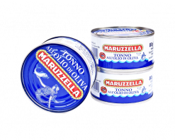 Maruzzella tonhalfilé olívaolajban