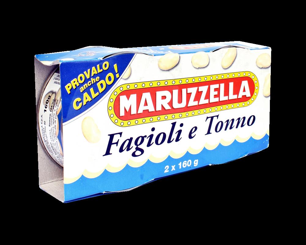 Maruzzella tonhalsaláta babbal