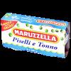 Maruzzella tonhalsaláta borsóval