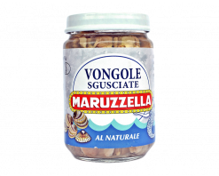 Maruzzella baby kagyló sós lében