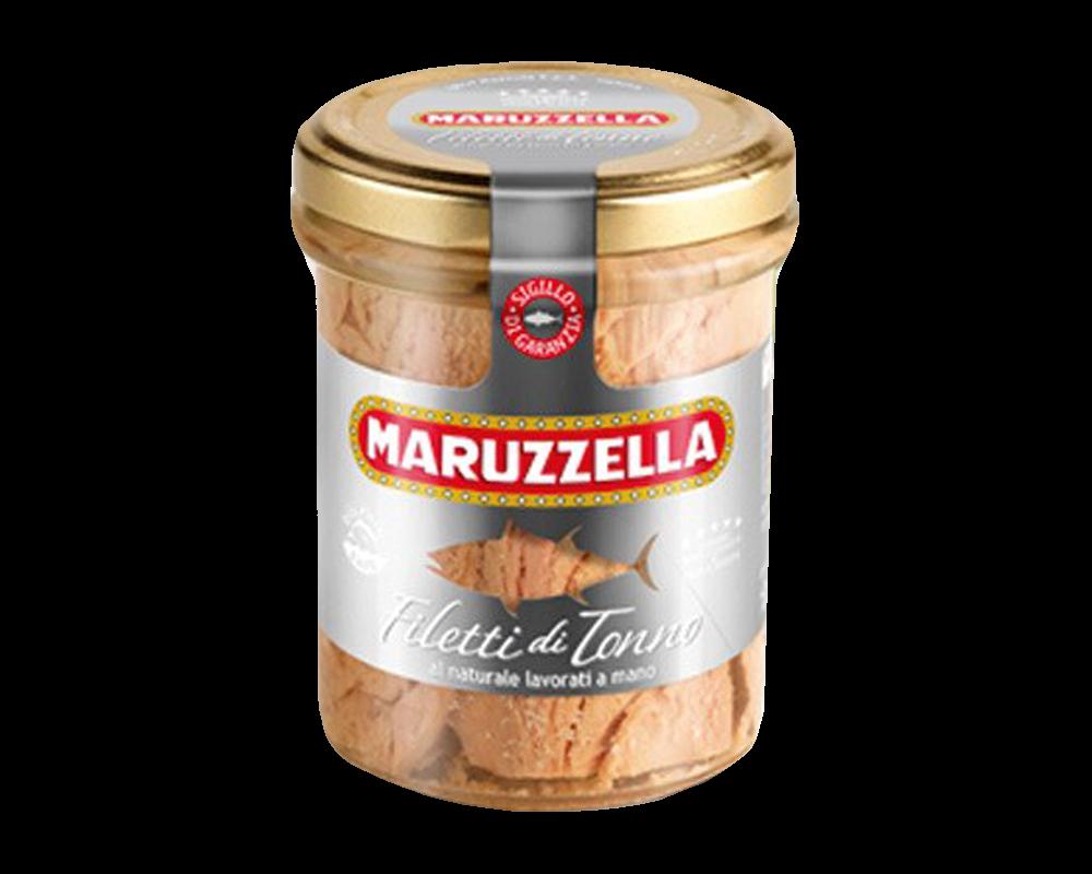 Maruzzella tonhal sós lében