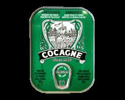 Cocagne szardíniafilé olívaolajban, bőr és szálka nélkül