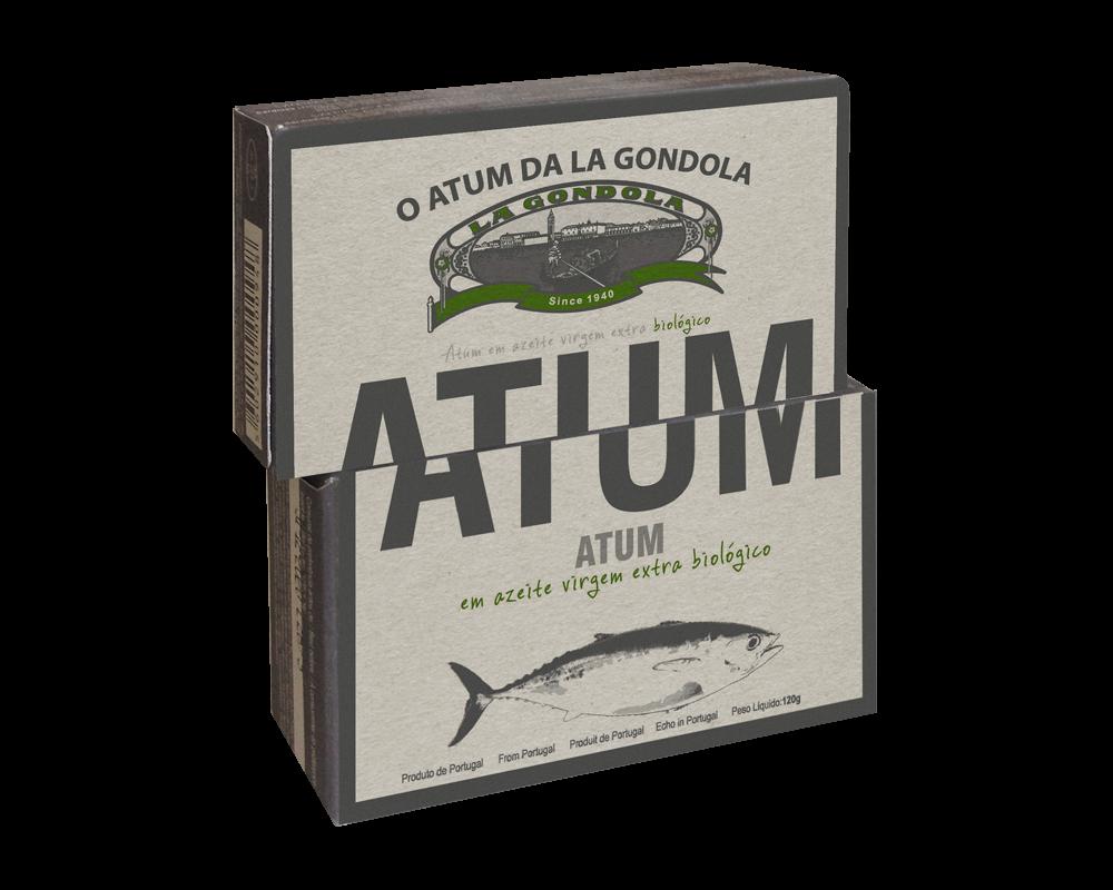 La Gondola BIO tonhal organikus olívaolajban