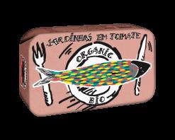 La Gondola DESIGN BIO paradicsomos szardínia