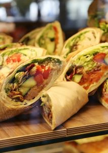 tonhalas wrap recept