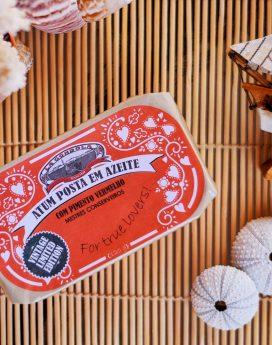 La Gondola tonhal pirospaprikával