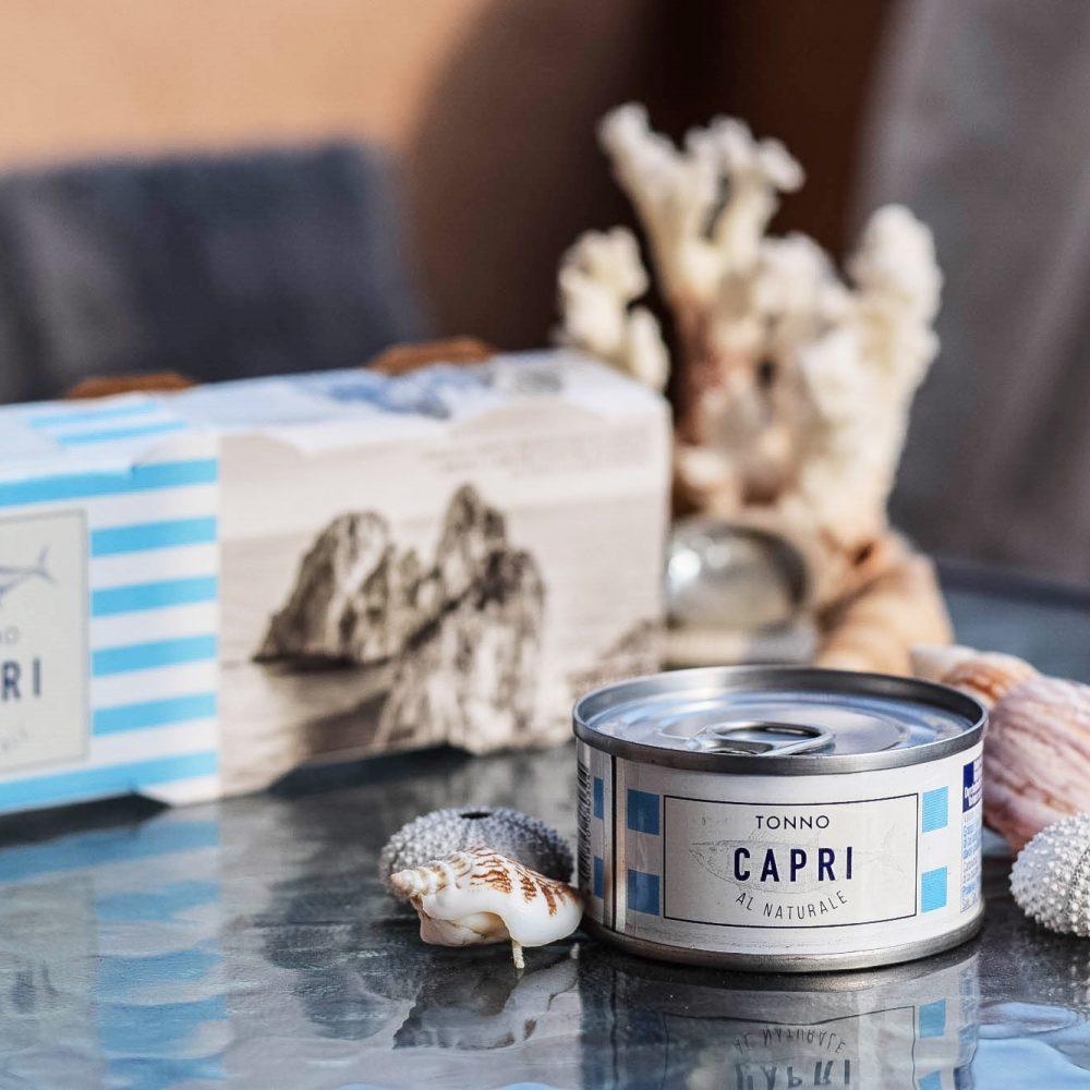 Capri natúr tonhal