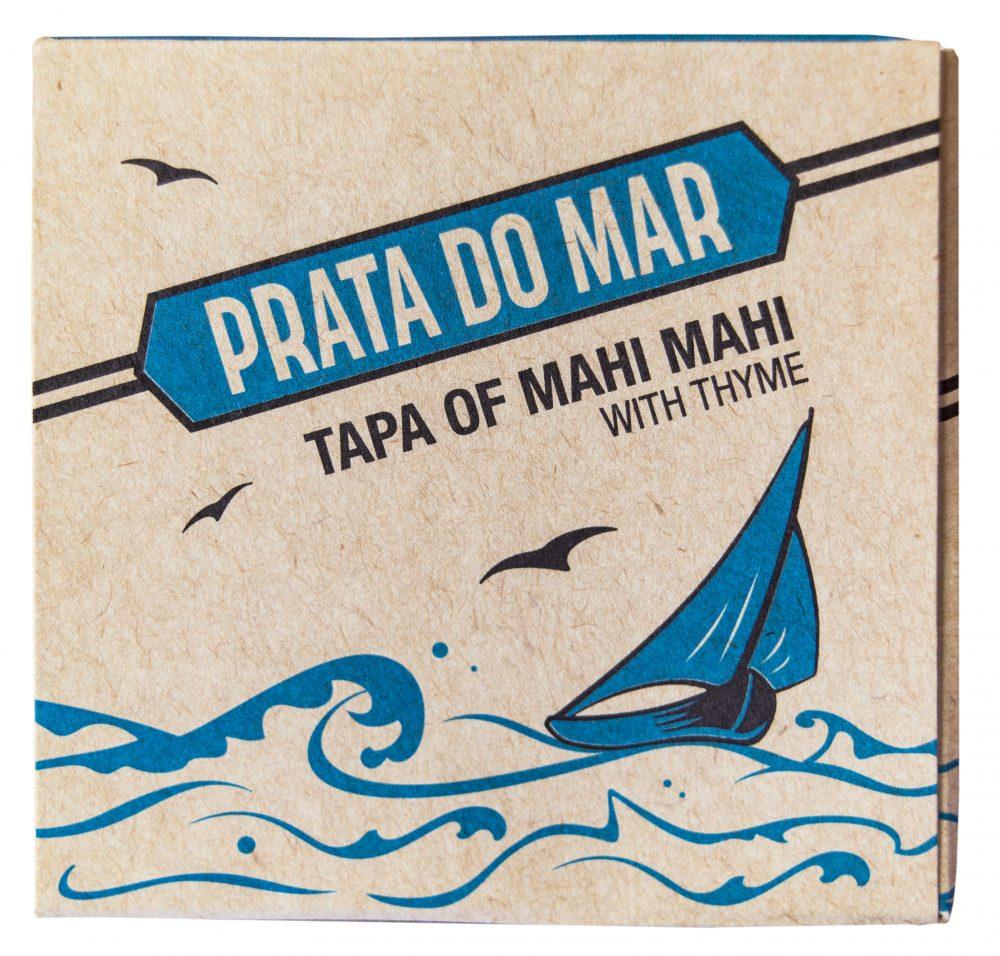 Tapa Mahi-Mahi kakukkfűvel
