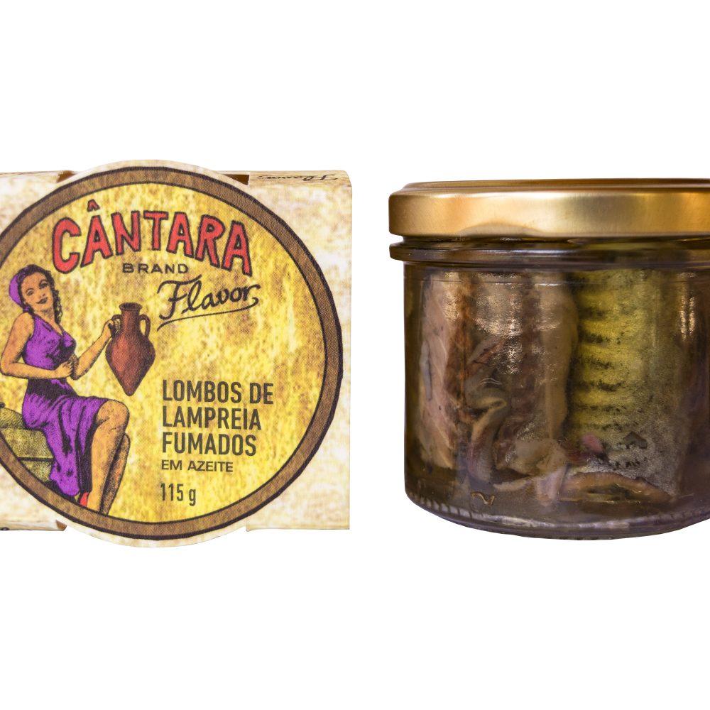 Cantara konfitált füstölt orsóhal