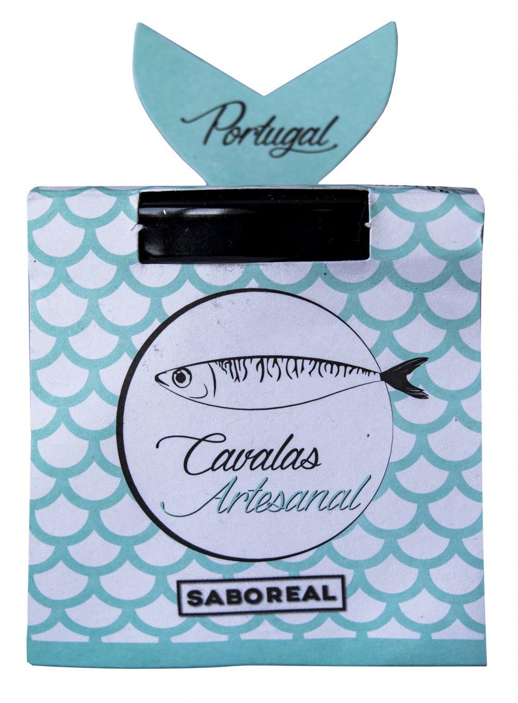Saboreal makréla tapas mandulával és olívával
