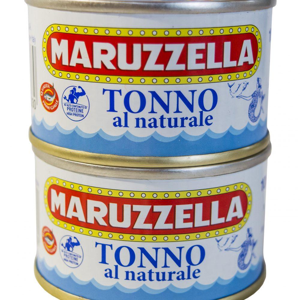 Maruzzella natúr tonhalfilé