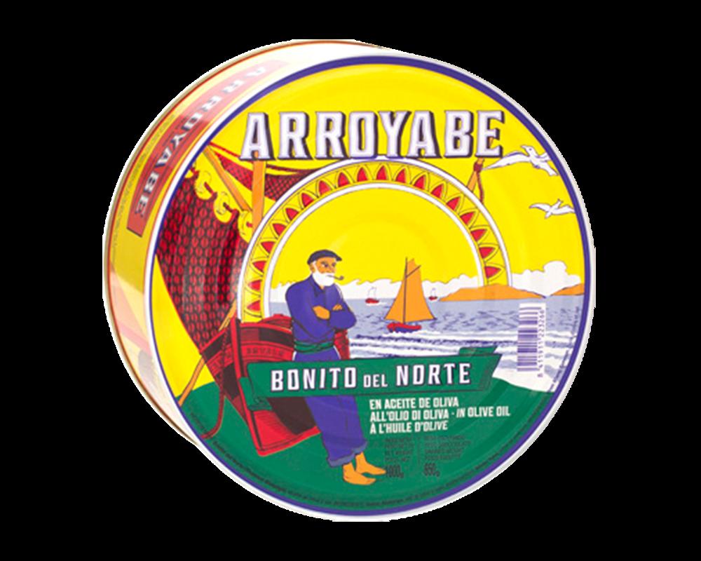 Arroyabe Bonito del Norte tonhal olívaolajban 900g