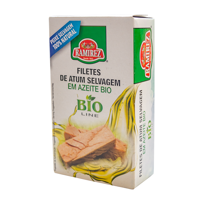 Ramirez vad tonhalfilé BIO olívaolajban