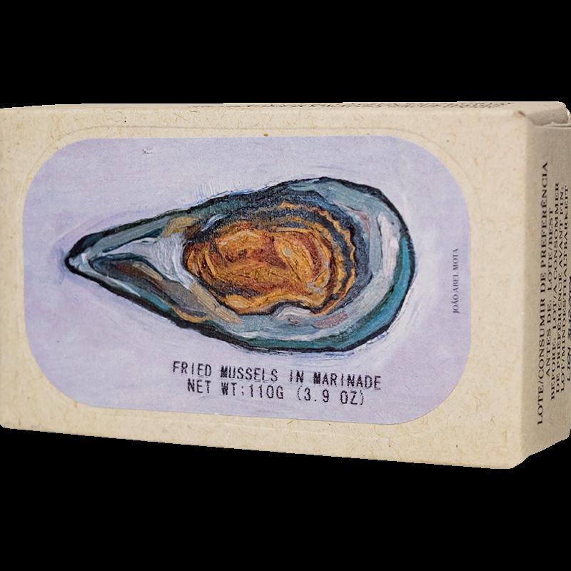 Jose Gourmet sült kagyló Marinade mártásban